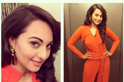SONAKSHI SINHA DITCHES NORM-CORE FASHION FOR BEING UBER STYLISH- VIEW PICS!