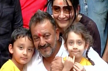 Sanjay Dutt feels his wife Maanayata suffered more than him.